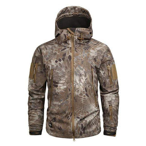 Military Waterproof Windbreaker