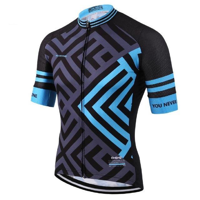 Men's Cycle Jersey ~ Short Sleeve, Dagger