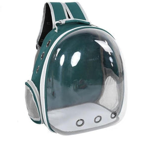 Clear View Pet Carrier Back Pack for Cats and small size Pups