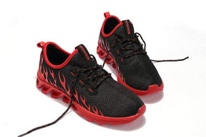 Blade Design Breathable Sneakers