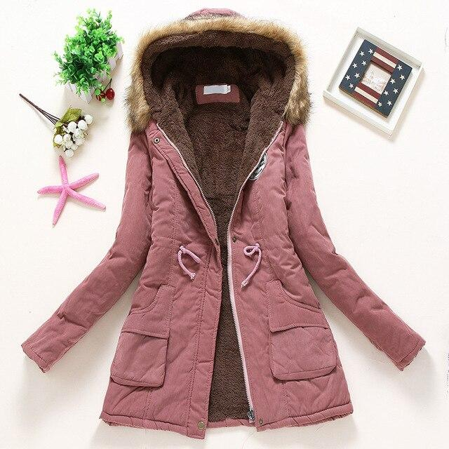 Beautiful cozy winter jacket