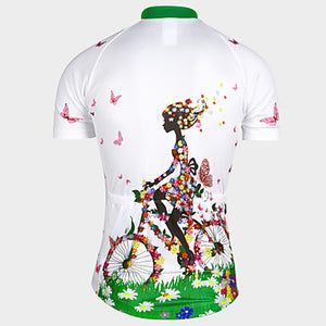 Women's Short Sleeve Cycling Jersey