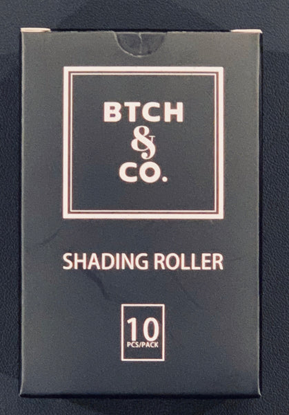 BTCH & CO. Shading Roller 10 Pack