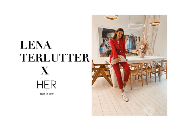 This is HER WOMEN: LENA TERLUTTER