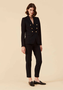 Aurora Black Blazer | Best Blazer Jacket Coat Outwear For Women | Thisisher.Style