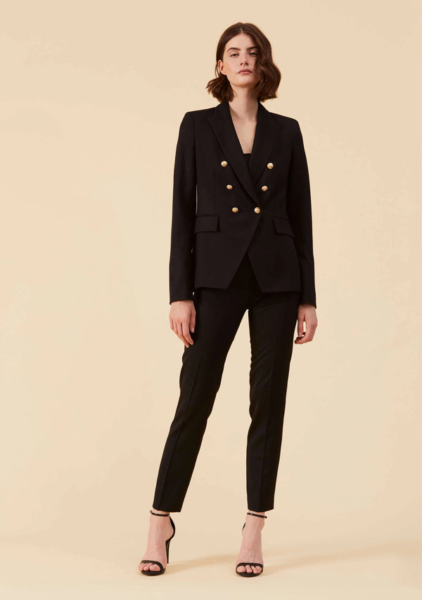 Etienne Black Blazer | Best Blazer Jacket Coat Outwear For Women | Thisisher.Style