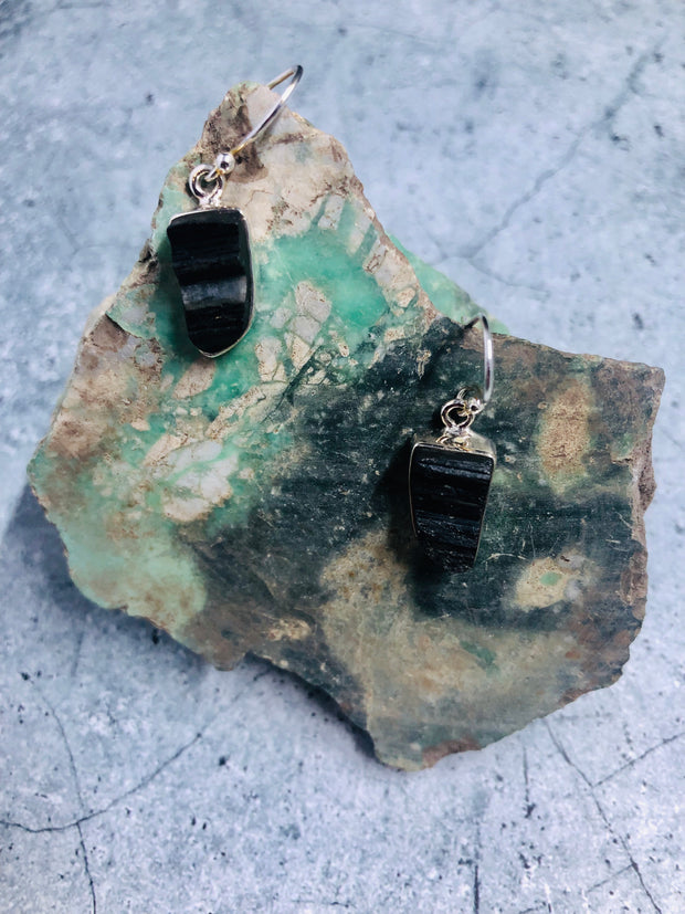 Shungite Earrings
