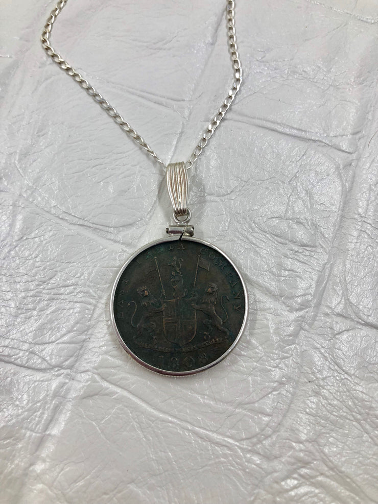 East India Trading Co. Coin Necklace