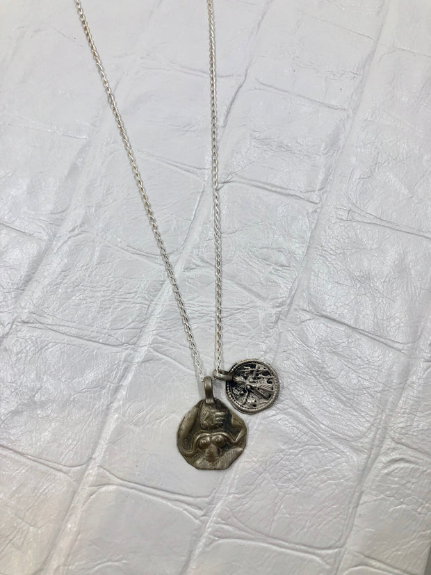 Wordly Charm Necklace