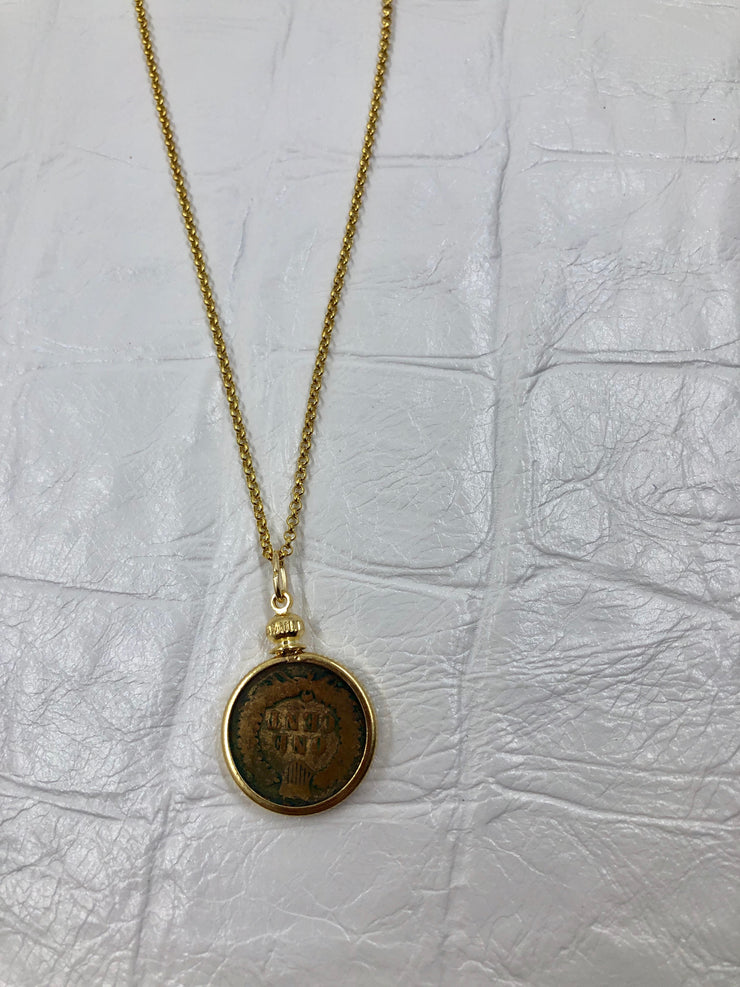 Indian Head Penny Necklace