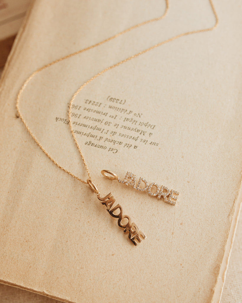 J'adore Necklace