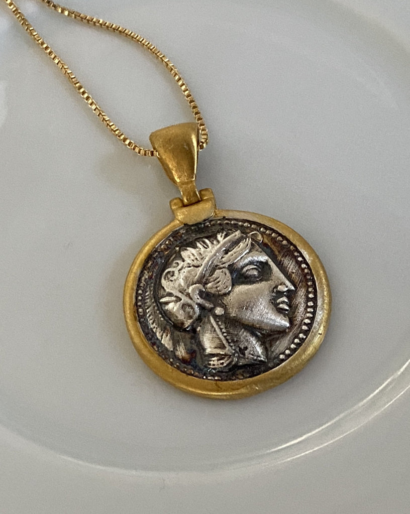 Greek Goddess Necklaces
