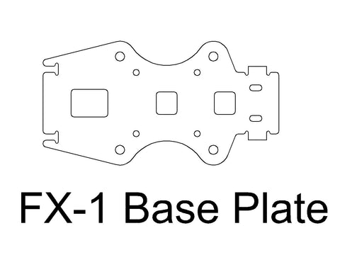 FX-1 Base Plate
