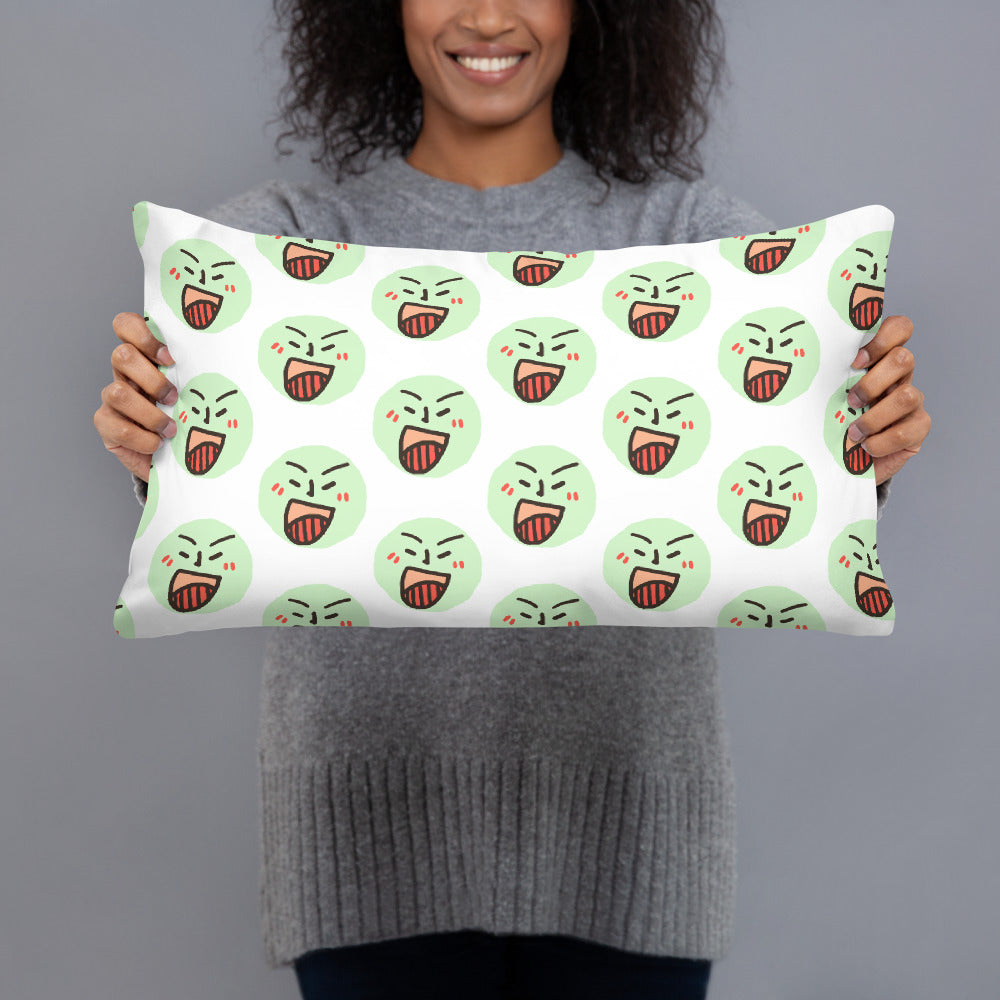 Custom Made Personalized All-Over Print Basic Pillow by Ci'Orip