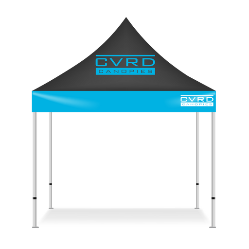 10x10 Custom Printed Pop Up Tent