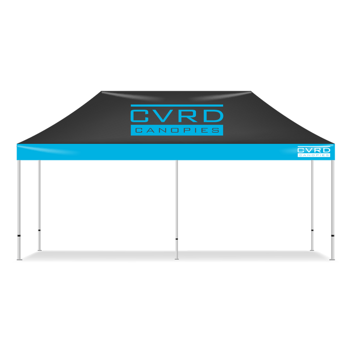 10x20 Custom Printed Pop Up Tent