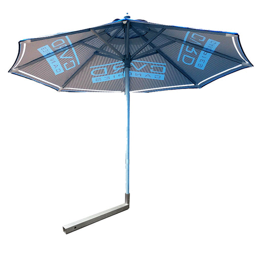 Custom Printed Umbrella with Aluminum Tail Gate Hitch