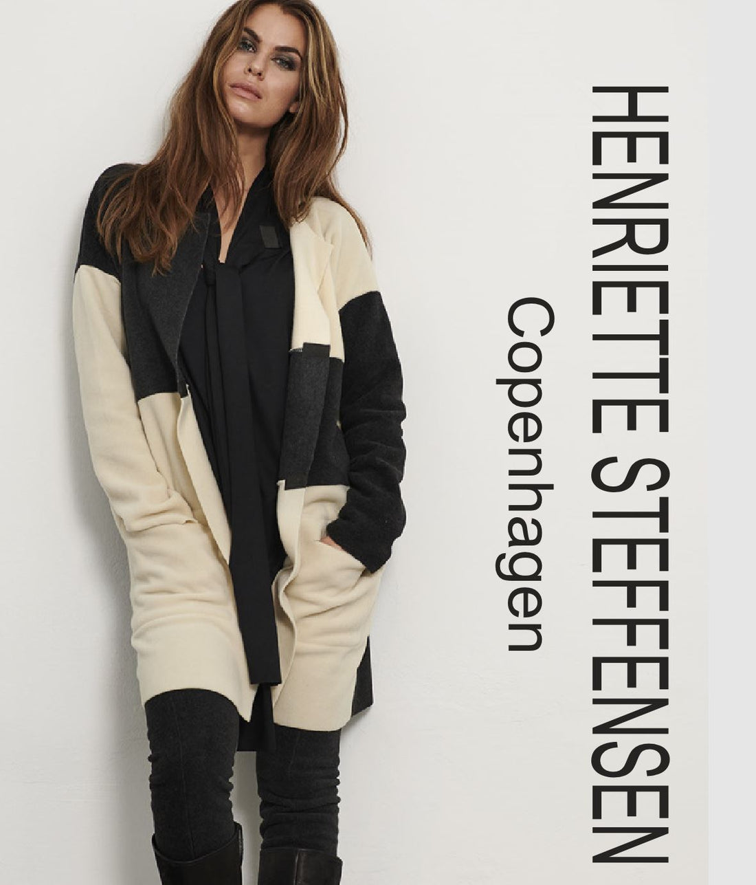 Henriette Steffensen Copenhagen |  True Fleece Sweaters, Cardigans, Jackets, Ponchos & Accessories