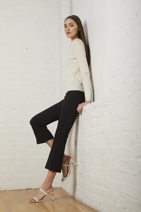 Shop Avenue Montaigne Pull On Pants | The Best Fitting Pants such as Billy, Bellini, Brigitte, Leo, and more!