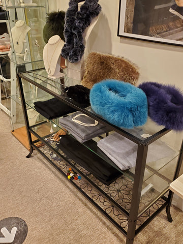 Fur Accessories | Baby Cashmere Sweaters | Avenue Montaigne Billy Flannel Pants