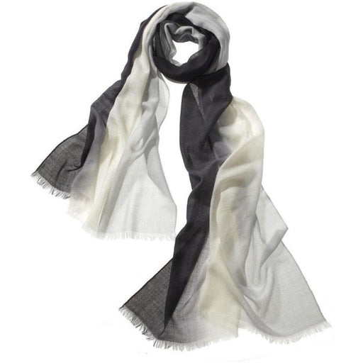 Captiva Cashmere Ombré Shawls | Cashmere Feather Weight Scarves & Wraps