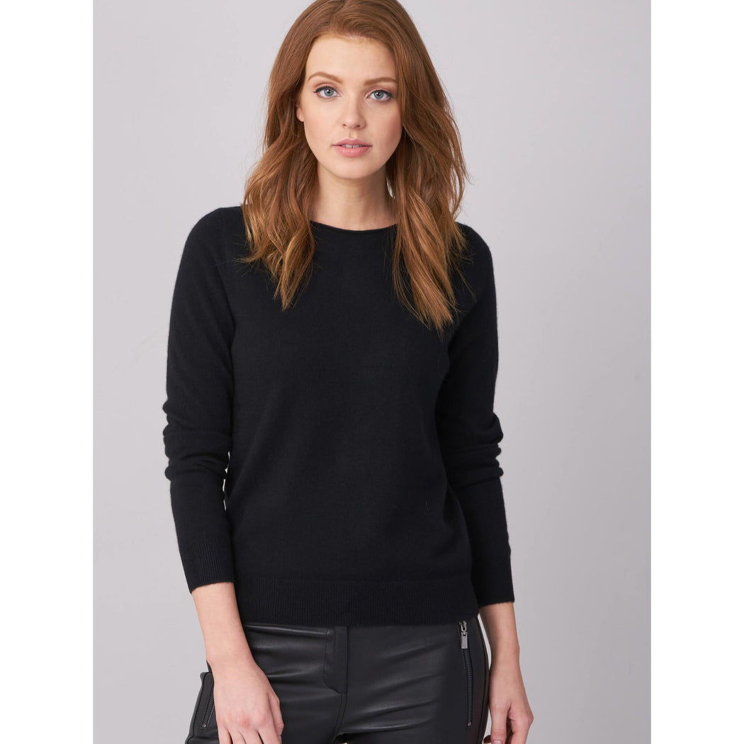 REPEAT Cashmere Boat Neck Pullover 100017