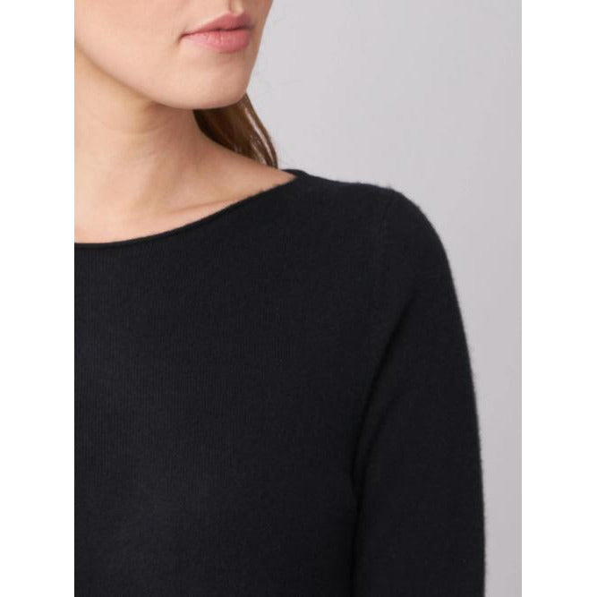 REPEAT Cashmere Boat Neck Pullover Sweater 100017 | Shop Cashmere Sweaters