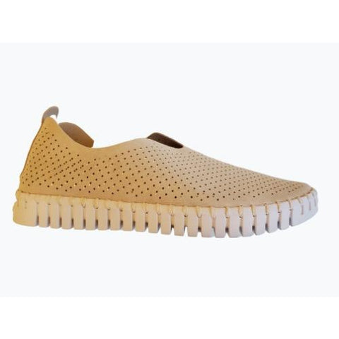 Ilse Jacobsen Tulip138LUX Kit Perforated Slip On Sneakers
