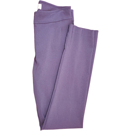 Avenue Montaigne Billy Straight Leg Pull On Pants Polyviscose F954 Purple | Clearance Final Sale