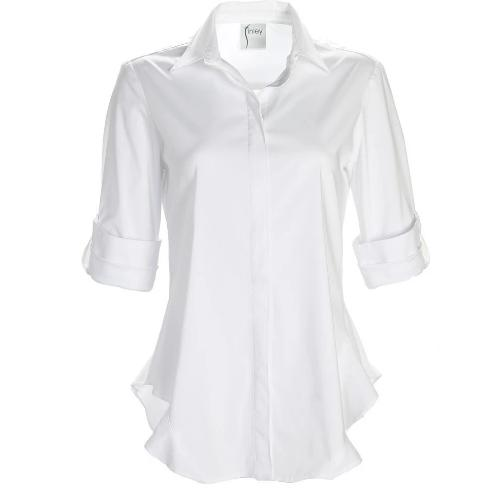 Finley Shirts Agatha 3/4 Sleeve Shirt 2664128 White