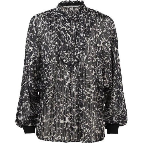 Summum Woman Leopard Blouse 2S2469-11254