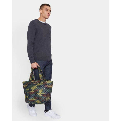 MZ Wallace Medium Metro Tote 376X1500 | Green Camo