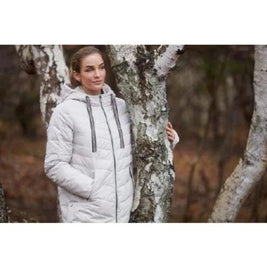 Ilse Jacobsen Hornbæk Peppy 01 Quilted Down Filled Coat
