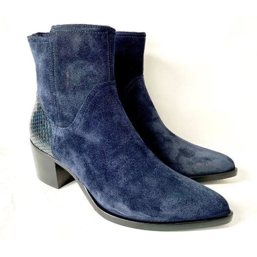 Robertson Madison Lexi Ankle Boot Crostra 88319 Blue