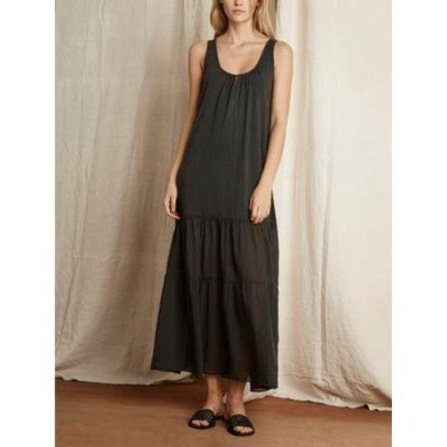 Velvet Lise Cotton Tiered Maxi Dress | Shop Velvet by Graham & Spencer