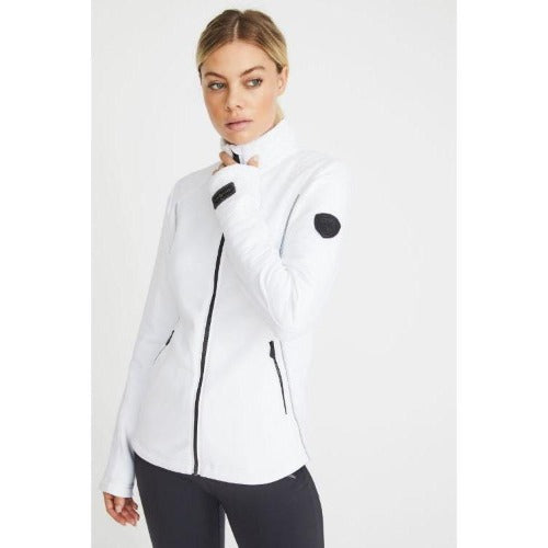 Alp N Rock Aeriana Jacket | white