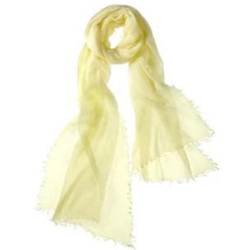 Captiva Cashmere Alta Featherweight Cashmere Scarf Champagne | Buy Captiva Cashmere Featherweight Scarves Today