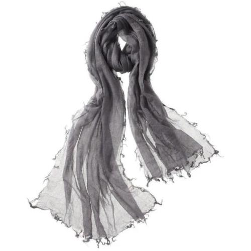 Captiva Cashmere Alta Featherweight Cashmere Scarf Cinder | Buy Captiva Cashmere Featherweight Scarves Today
