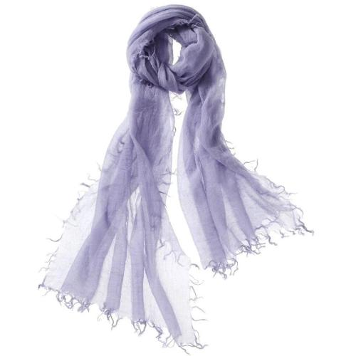 Captiva Cashmere Alta Featherweight Cashmere Scarf Hyacinth | Buy Captiva Cashmere Featherweight Scarves Today