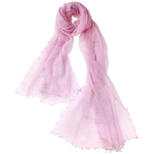 Captiva Cashmere Alta Featherweight Cashmere Scarf Orchid | Buy Captiva Cashmere Featherweight Scarves Today