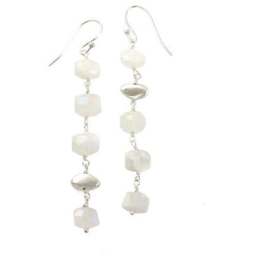 Philippa Roberts Pebble Moonstone Earrings 135-18se