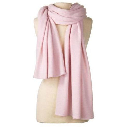 Captiva Cashmere Over-Sized Travel Wrap Ballet | Cashmere Wraps