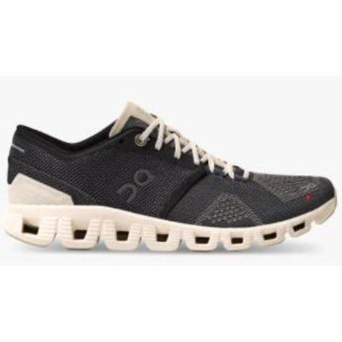 On Running Cloud X Women's Sneakers Black/Pearl | Run On Clouds