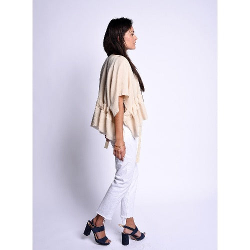Arae Medina Top | Cotton Gauze
