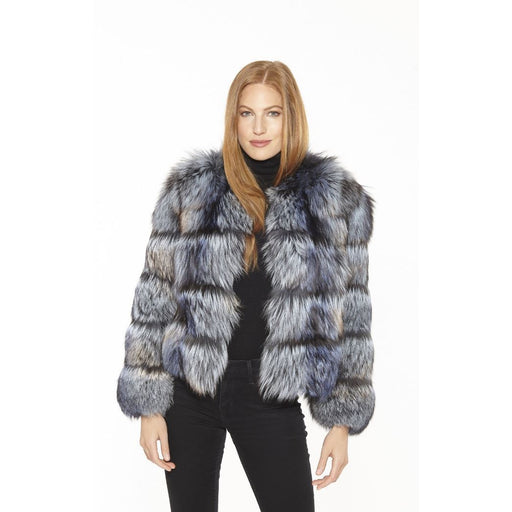 Linda Richards Fox Fur Jacket FX315