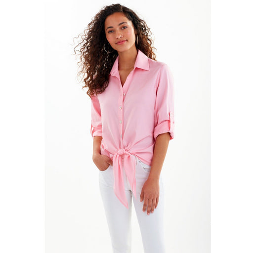 Finley Shirts Lindy Top | Pink