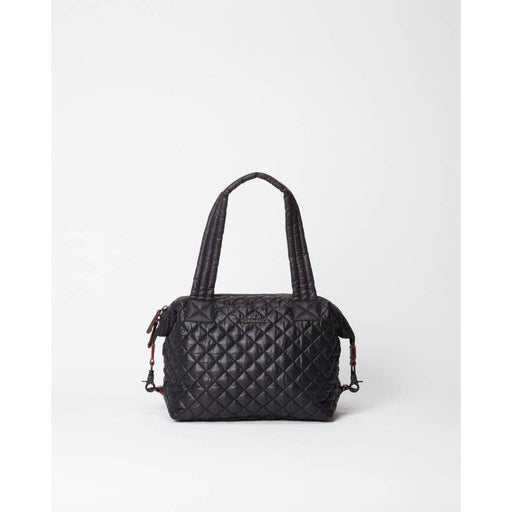 MZ Wallace Medium Sutton Deluxe Bag Black Rec M | Shop MZ Wallace Quilted Bags