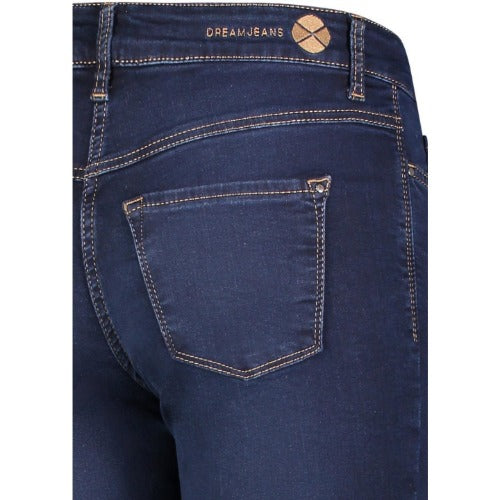 Mac Jeans Dream Skinny 5402-00- 355 Dark Washed D826 | Mac Premium Denim