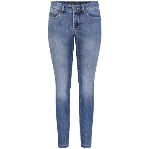 Mac Jeans Dream Skinny Authentic 5204-90-356L | D432 Authentic Summer Blue