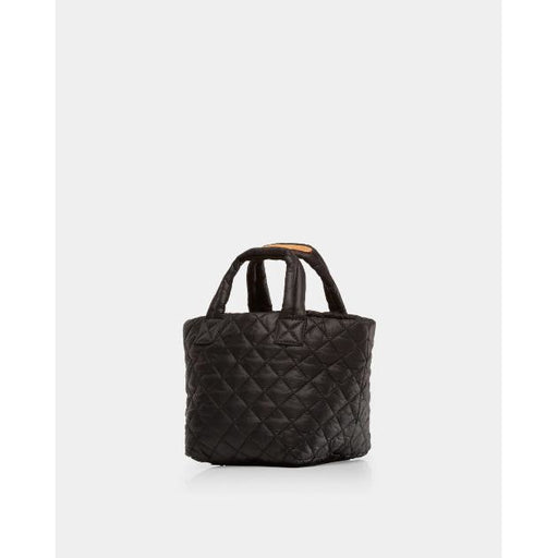 MZ Wallace Small Metro Tote Black Oxford Quilted Tote | Shop MZ Wallace Handbags, Totes & Travel Essentials